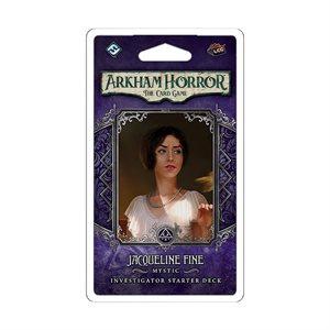 Arkham Horror LCG: Jacqueline Fine Investigator Deck ^ AUG 28 2020