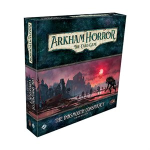 Arkham Horror LCG: The Innsmouth Conspiracy Deluxe ^ OCT 2 2020