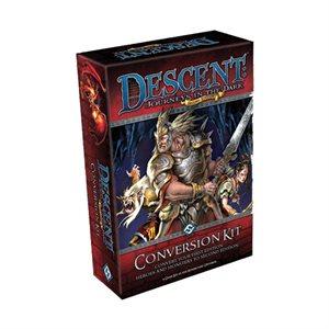 Descent 2nd Ed: Conversion Kit