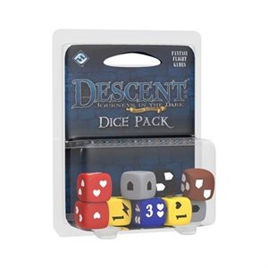 Descent 2nd Ed: Dice Pack
