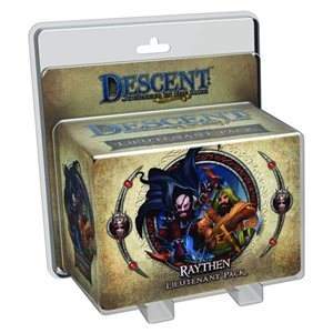 Descent 2nd Ed: Raythen Lieutenant