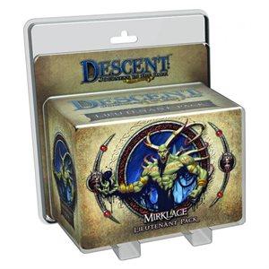 Descent 2nd Ed: Gargan Mirklace (Demon)