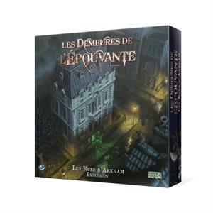 Les Demeures De L'Epouvante 2E : Les Rues D'Arkham (FR)