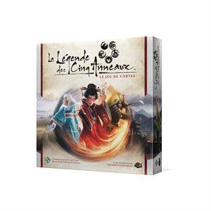 Legende des Cinq Anneaux JCE (FR)