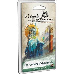 Legende des Cinq Anneaux JCE: Les Larmes D'Amaterasu (FR)
