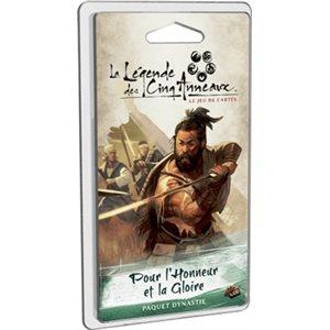 Legende des Cinq Anneaux JCE: Pour L'Honneur et la Gloire (FR)