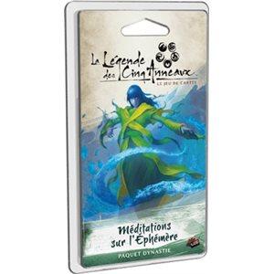 Legende des Cinq Anneaux JCE: Meditations Sur L'Ephemere (FR)