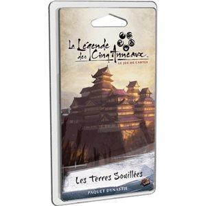 Legende des Cinq Anneaux JCE: Les Terres Souillees (FR)