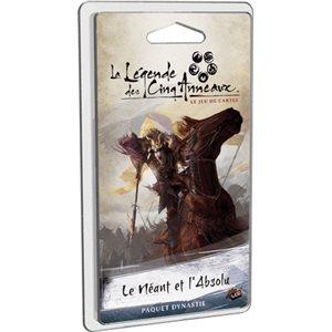Legende des Cinq Anneaux JCE: Le Neant Et L'Absolu (FR)