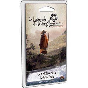 Legende des Cinq Anneaux JCE: Les Elements Dechaines (FR)