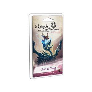 Legende des Cinq Anneaux JCE: Liens Du Sang (FR)