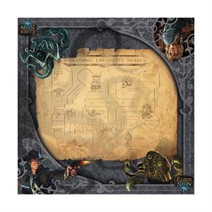 Elder Sign Museum Playmat