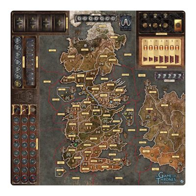 Game of Thrones: Playmat: Mother of Dragons Deluxe