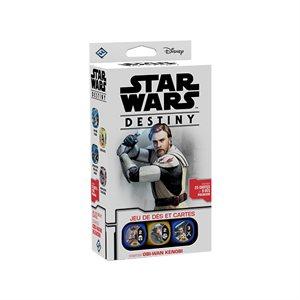 Star Wars: Destiny: Obi Wan Kenobi Starter (FR)