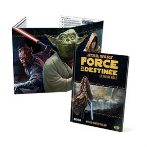 Star Wars: Force Et Destinees: Kit Du Mj