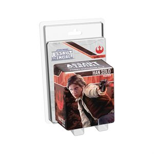 Star Wars Assaut Empire: Han Solo (FR)