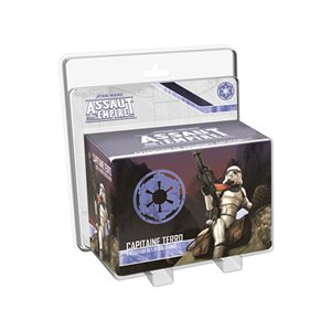 Star Wars Assaut Empire: Capitaine Terro (FR)