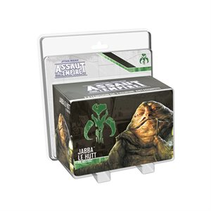 Star Wars Assaut Empire: Jabba Le Hutt (FR)