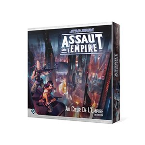 Star Wars Assaut Empire: Au Coeur De L'Empire (FR)