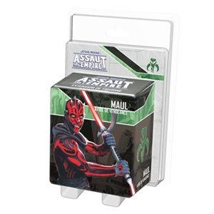 Star Wars Assaut Empire: Maul Vilain Pack (FR)