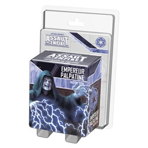 Star Wars Assaut Empire: Emperor Palpatine Vilain Pack (FR)