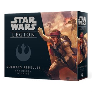 Star Wars Legion: Soldats Rebelles (FR)