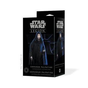 Star Wars Legion: Empereur Palpatine (FR)