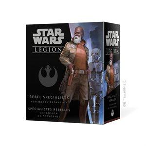 Star Wars Legion: Spécialistes Rebelles (FR)