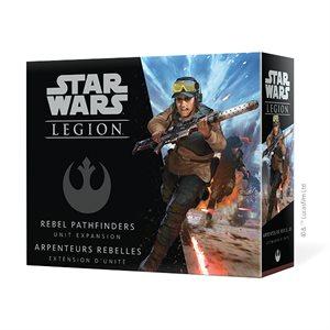 Star Wars Legion: Arpenteurs Rebelles (FR)