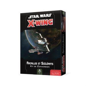 Star Wars X-Wing 2.0: Kit De Conversion Racailles (FR)