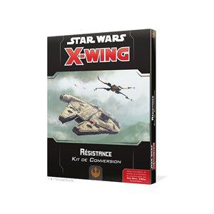 Star Wars X-Wing 2.0: Kit De Conversion Resistance (FR)