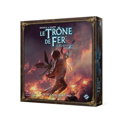 Le Trone De Fer 2E : Ext - Mere Des Dragons (FR)