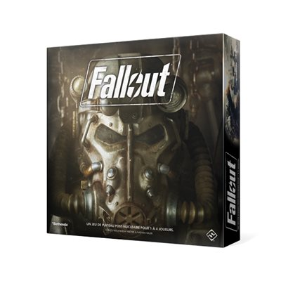 Fallout: Le Jeu De Plateau (FR)