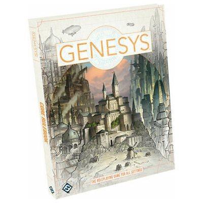 Genesys: A Narrative Dice System Core
