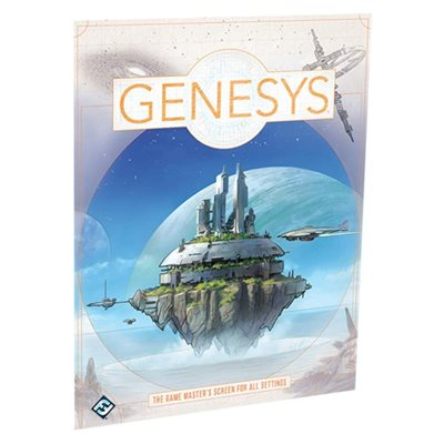 Genesys: Game Masters Screen