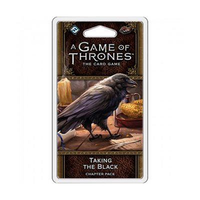 Game of Thrones: LCG 2nd Ed: Taking The Black