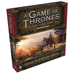Game of Thrones: LCG 2nd Ed: Lions of Casterly Rock