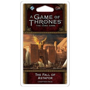 Game of Thrones: LCG 2nd Ed: The Fall of Astapor