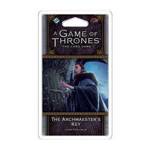Game of Thrones: LCG 2nd Ed: Archmaester'S Key