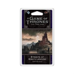 Game of Thrones: LCG 2nd Ed: Streets of King'S Landing