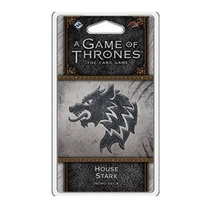 Game of Thrones: LCG 2nd Ed: House Stark Intro Deck