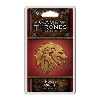 Game of Thrones: LCG 2nd Ed: House Lannister Intro Deck