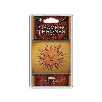 Game of Thrones: LCG 2nd Ed: House Martell Intro Deck