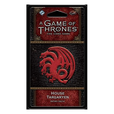 Game of Thrones: LCG 2nd Ed: House Targaryen Intro Deck