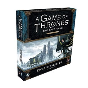 Game of Thrones: LCG 2nd Ed: King of The Isle
