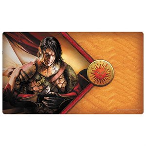 Game of Thrones: LCG Playmat: The Red Viper