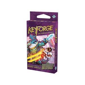 Keyforge: Collision Des Mondes Decks (FR)