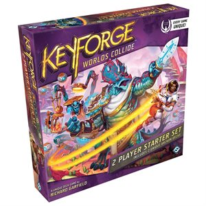 Keyforge: Worlds Collide: 2-Player Starter Set