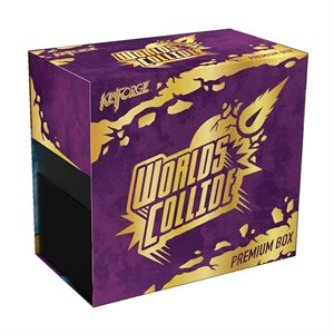 Keyforge: Worlds Collide: Premium Box