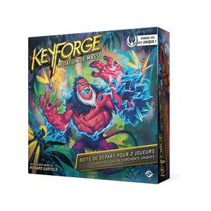 Keyforge: Mutation De Masse: Boite De Départ 2 Joueurs (FR)